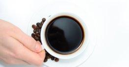 Kaffeemaschine für eine Tasse