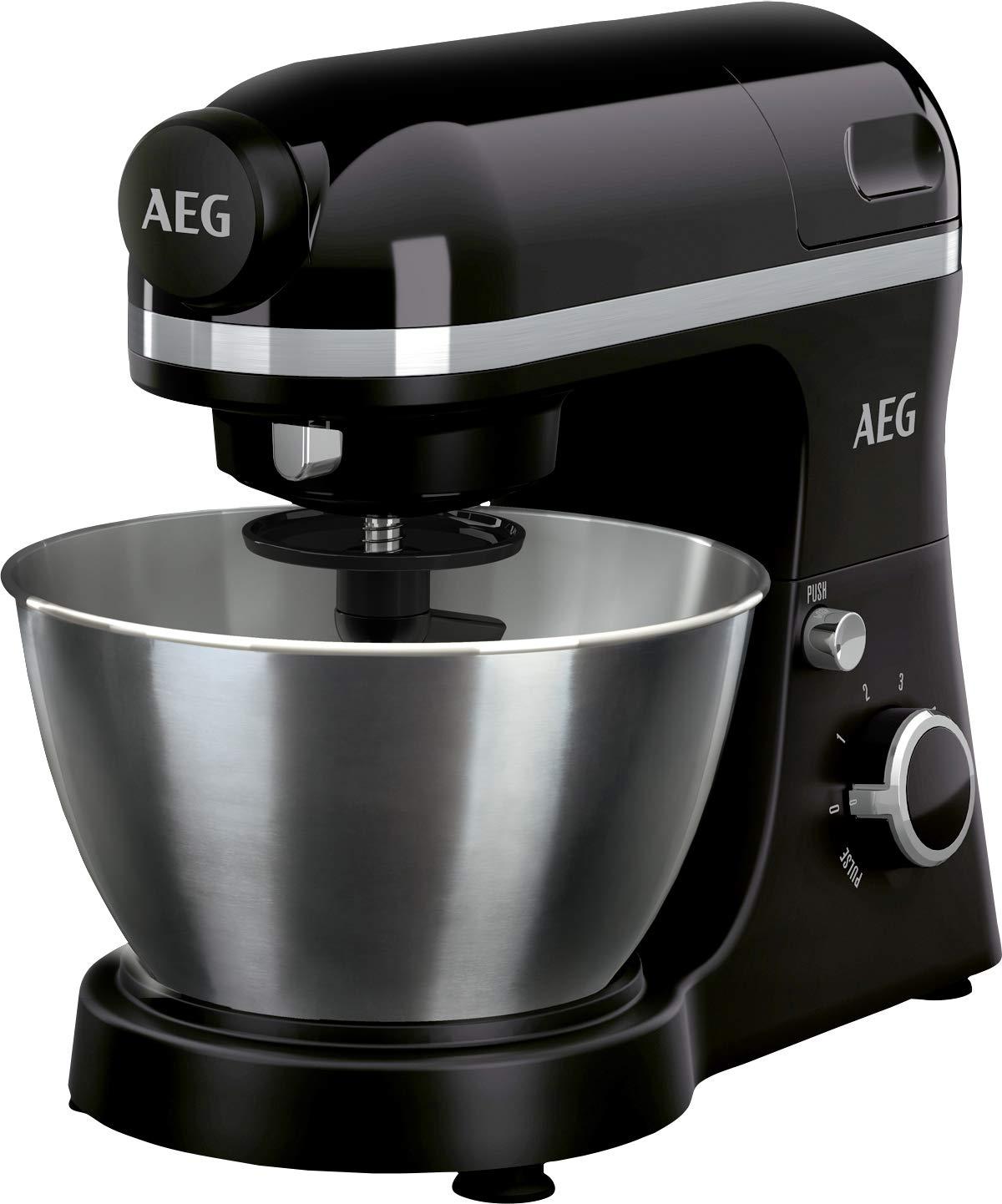 AEG KM 3300 Test