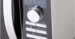 Mikrowelle mit Grill und Heißluft
