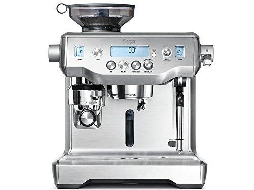 The Oracle Espresso Siebträger
