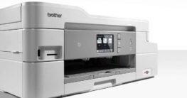 Brother MFCJ1300DW 4-in-1 Tinten-Multifunktionsgerät Test